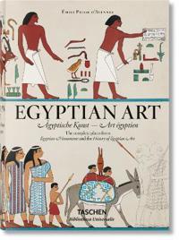 Egyptian Art / Agyptische Kunst / L'Art Egyptien