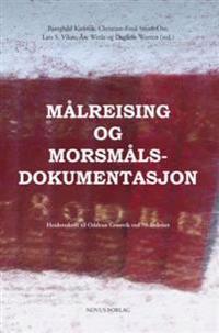 Målreising og morsmålsdokumentasjon -  pdf epub