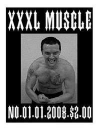 Jason W. Noseworthy's XXXL Muscle Magazine No.01