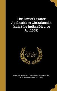 LAW OF DIVORCE APPLICABLE TO C