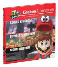 Super Mario Odyssey Kingdom Adventures