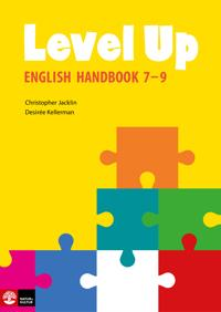 Level Up Elevbok : English Handbook 7-9