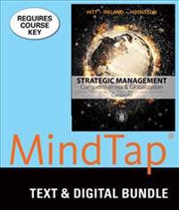 Strategic Management + MindTap Management , 1 Term (6 Months) Access Card