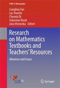 Research on Mathematics Textbooks and Teachers' Resources