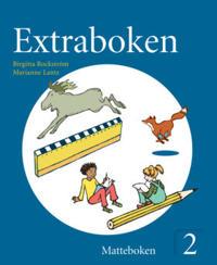 Matteboken Extraboken 2