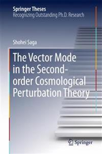 The Vector Mode in the Second-order Cosmological Perturbation Theory