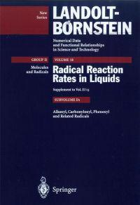 Alkoxyl, Carbonyloxyl, Phenoxyl, and Related Radicals