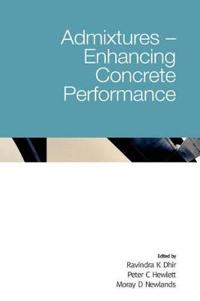 Admixtures- Enhancing Concrete Performance