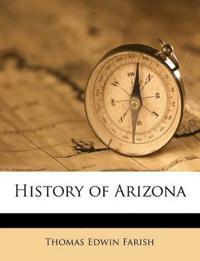 History of Arizona Volume 6