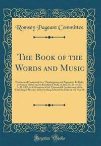 The Book of the Words and Music