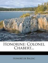 Honorine: Colonel Chabert...