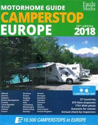 Motorhome guide camperstop europe 27 countries 2018 - facile.camp.eng