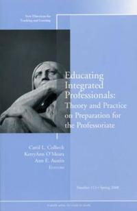 Educating Integrated Professionals: Theory and Practice on Preparation for the Professoriate: New Directions for Teaching and Learning, Number 113