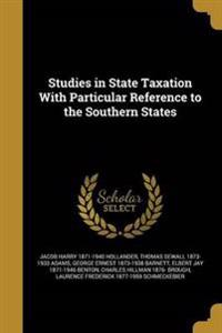 STUDIES IN STATE TAXATION W/PA