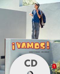 ¡Vamos! 1 Elev-cd för komplettering (5-pack)