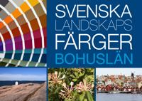 Svenska Landskapsfärger Bohuslän