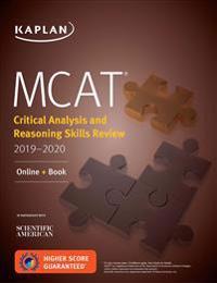 Kaplan Mcat Critical Analysis and Reasoning Skills Review 2019-2020