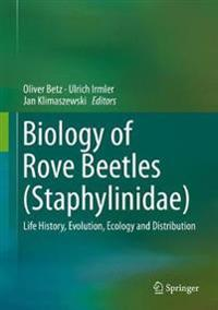 Biology of Rove Beetles Staphylinidae