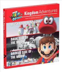 Super Mario Odyssey Kingdom Adventures Travel Companion