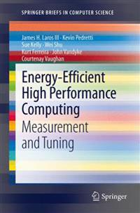 Energy-Efficient High Performance Computing