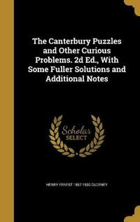 CANTERBURY PUZZLES & OTHER CUR