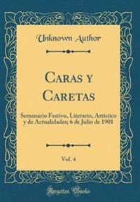 Caras y Caretas, Vol. 4