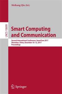 Smart Computing and Communication