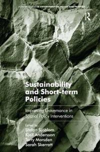 Sustainability and Short-Term Policies
