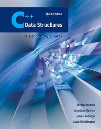 C++ Data Structures