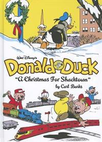 Walt Disney's Donald Duck: A Christmas for Shacktown