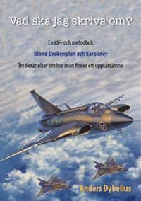 Vad ska jag skriva om? : en idé- och metodbok - bland Drakenplan och karoliner