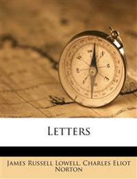 Letters Volume 1