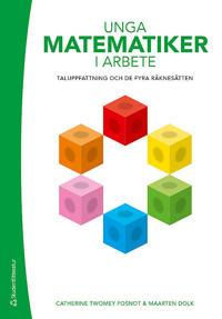 Unga matematiker i arbete - Taluppfattning och de fyra räknesätten
