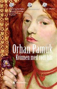 Kvinnen med rødt hår