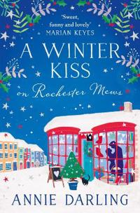 Winter Kiss on Rochester Mews