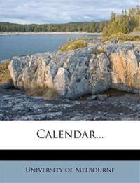 Calendar...
