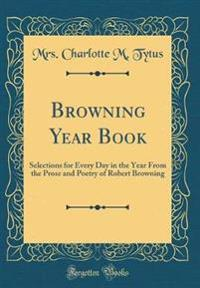 Browning Year Book
