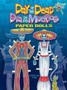 Day of the Dead/Día de los Muertos Paper Dolls