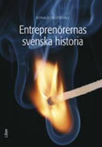 Entreprenörernas svenska historia inkl dvd