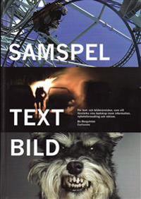 Samspel text bild : för text- och bildmänniskor, som vill förstärka sina budskap inom information, nyhetsförmedling och reklam