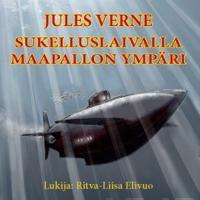 Sukelluslaivalla maapallon ympäri  (mp3-cd)