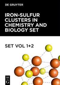 Iron-sulfur Clusters in Chemistry and Biology Set