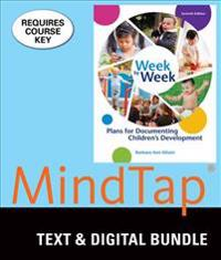 Week by Week + Mindtap Education, 1 Term 6 Month Printed Access Card