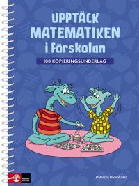 Upptäck matematiken i förskolan - 100 kopieringsun