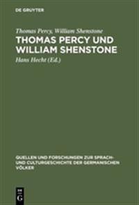 Thomas Percy und William Shenstone