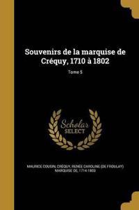 FRE-SOUVENIRS DE LA MARQUISE D