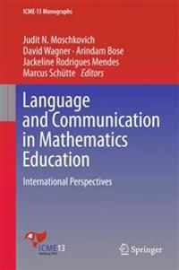Language and Communication in Mathematics Education