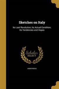 SKETCHES ON ITALY