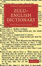 Zulu-English Dictionary