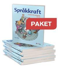 Språkkraft - svenska för nyanlända 7-9, 10-pack
